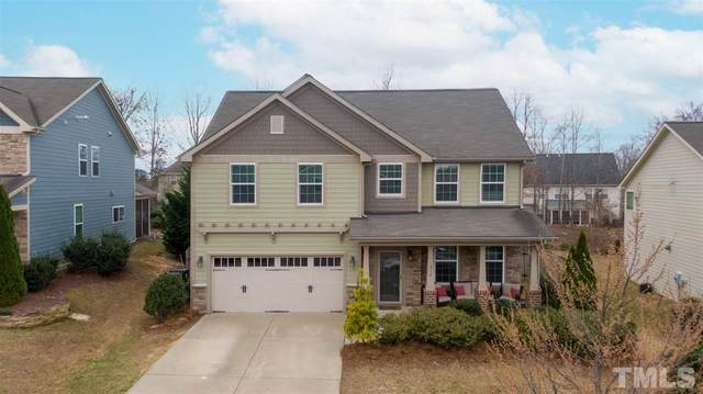 216 Harbor Fog Trail, Holly Springs, NC 27540 (#2372153) :: M&J Realty Group