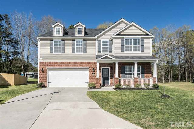 913 Wild Lilac Court, Zebulon, NC 27597 (#2372382) :: The Perry Group