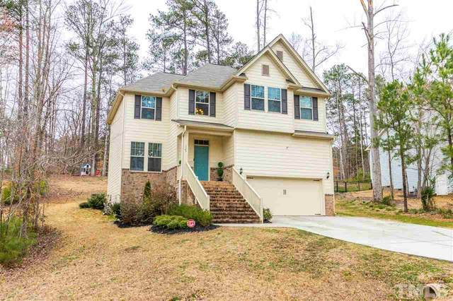 107 Blue Heron Drive, Youngsville, NC 27596 (#2372383) :: The Rodney Carroll Team with Hometowne Realty