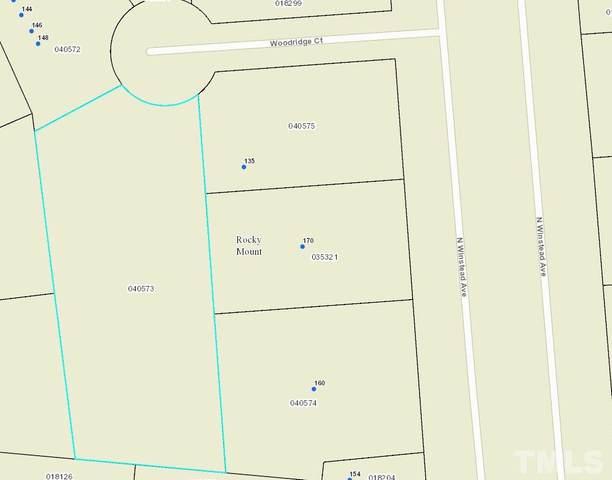 LOT 8 Woodridge Court, Rocky Mount, NC 27804 (#2372393) :: The Jim Allen Group