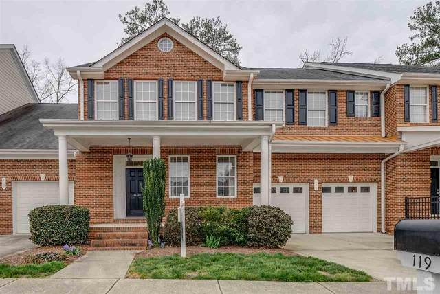 119 Alden Village Court, Cary, NC 27519 (#2372417) :: Southern Realty Group
