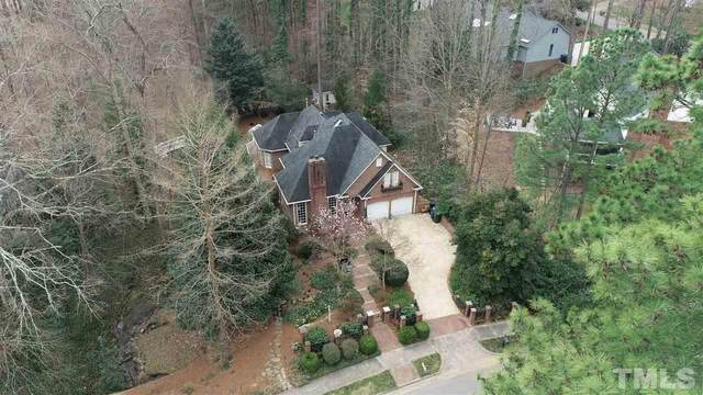 2304 Weybridge Drive, Raleigh, NC 27615 (#2372513) :: Choice Residential Real Estate