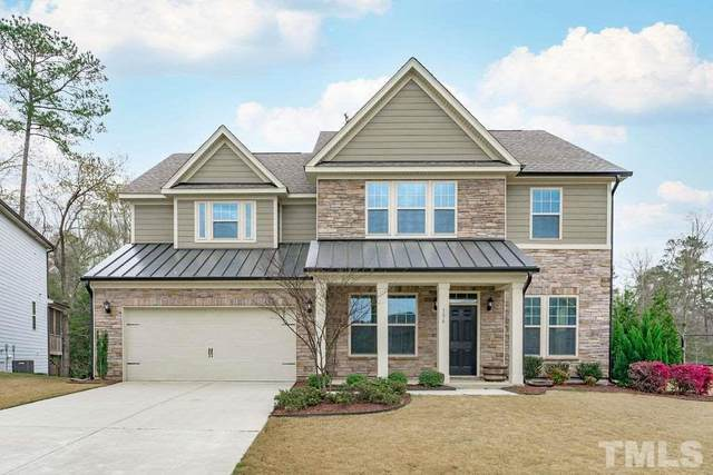 156 Greenhurst Circle, Holly Springs, NC 27540 (#2372678) :: Southern Realty Group