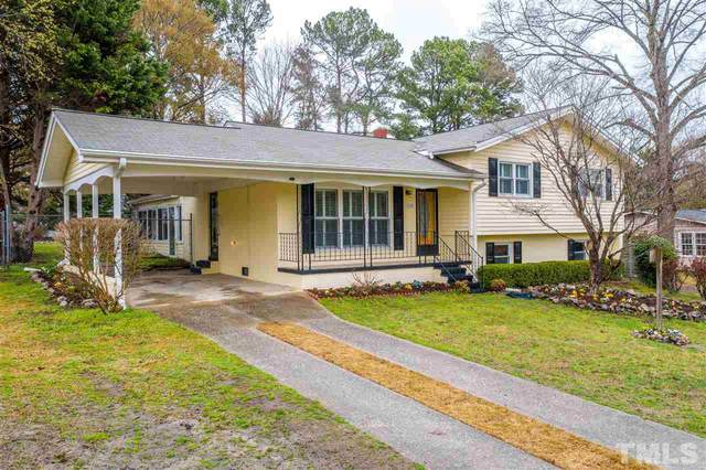 3625 Melrose Drive, Raleigh, NC 27604 (#2372775) :: Triangle Top Choice Realty, LLC