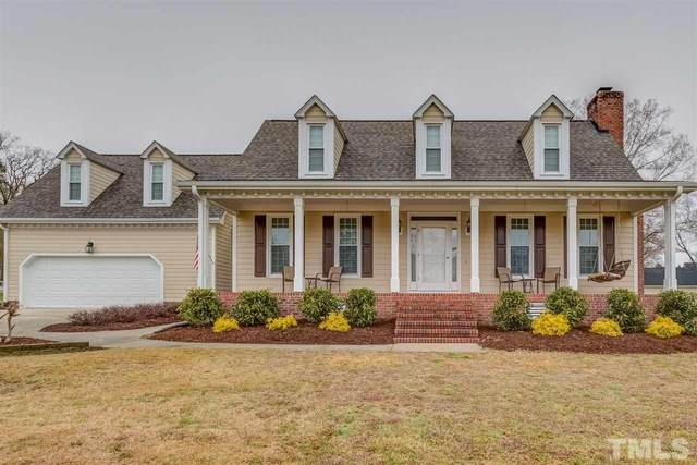25 Harvest Ridge Drive, Angier, NC 27501 (#2372781) :: The Beth Hines Team