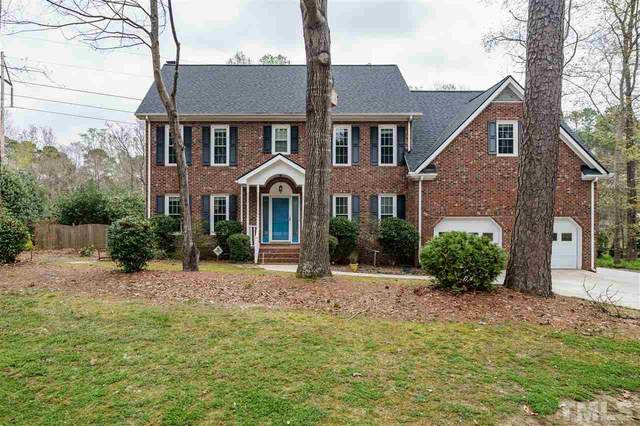 3004 Parliament Place, Apex, NC 27502 (#2372956) :: The Rodney Carroll Team with Hometowne Realty