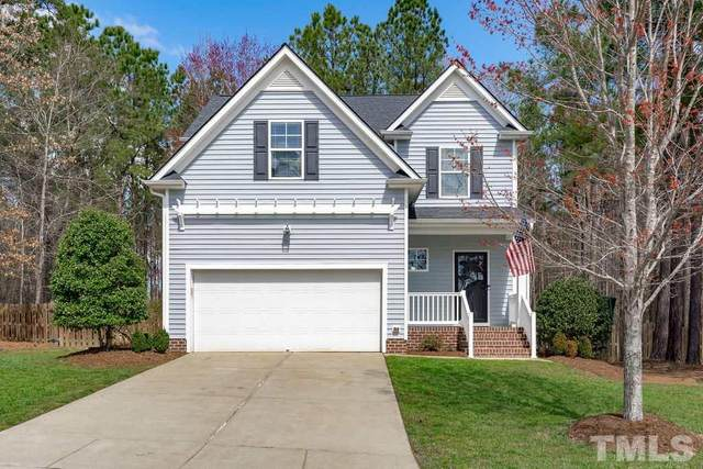 904 Avent Meadows Lane, Holly Springs, NC 27540 (#2373083) :: M&J Realty Group