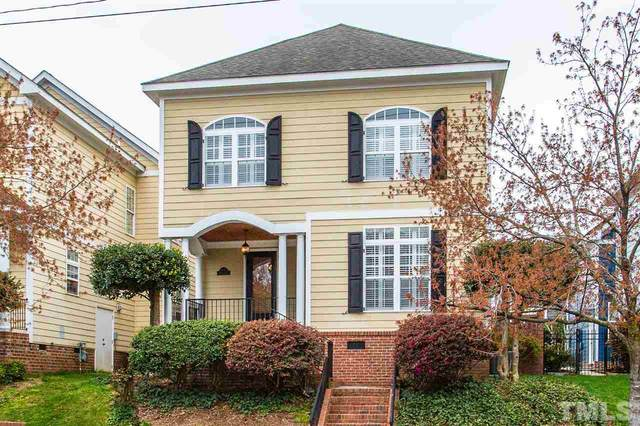 1137 N Blount Street, Raleigh, NC 27604 (#2373338) :: Southern Realty Group