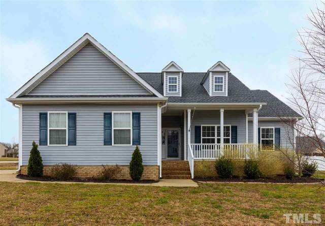 2335 Rolling Tracks Road, Willow Spring(s), NC 27592 (#2373377) :: Classic Carolina Realty