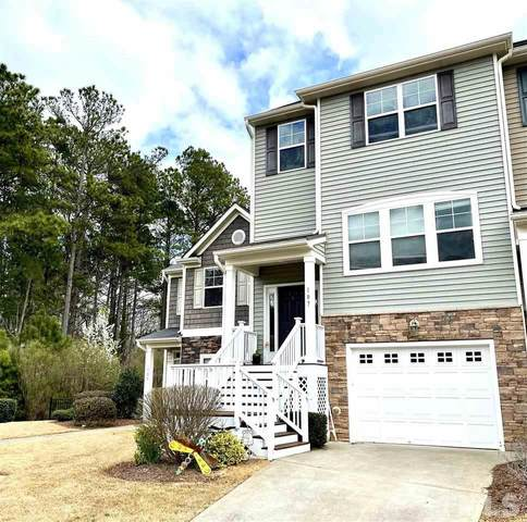 107 Cobalt Creek Way, Holly Springs, NC 27540 (#2373400) :: Southern Realty Group
