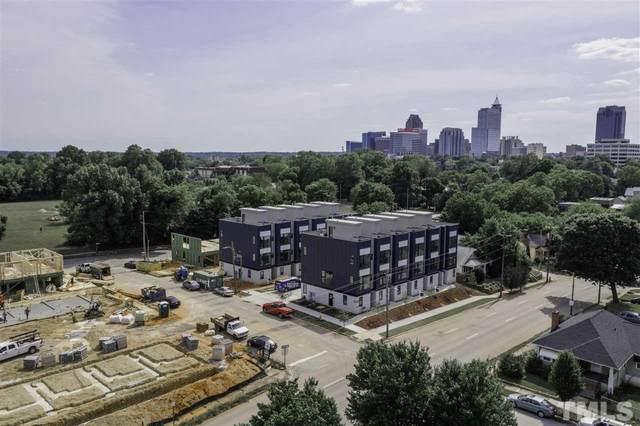 5 Seawell Avenue #102, Raleigh, NC 27601 (#2373460) :: Dogwood Properties