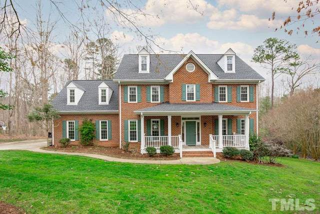 5204 Blue Stem Court, Raleigh, NC 27606 (#2373632) :: Choice Residential Real Estate