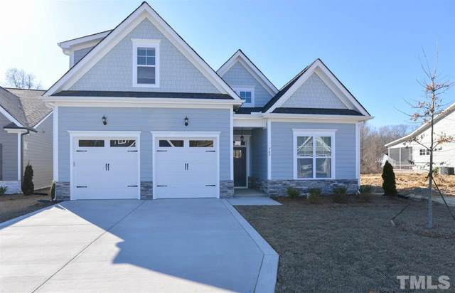 87 Camille Brooks Drive #55, Angier, NC 27501 (#2373696) :: Southern Realty Group