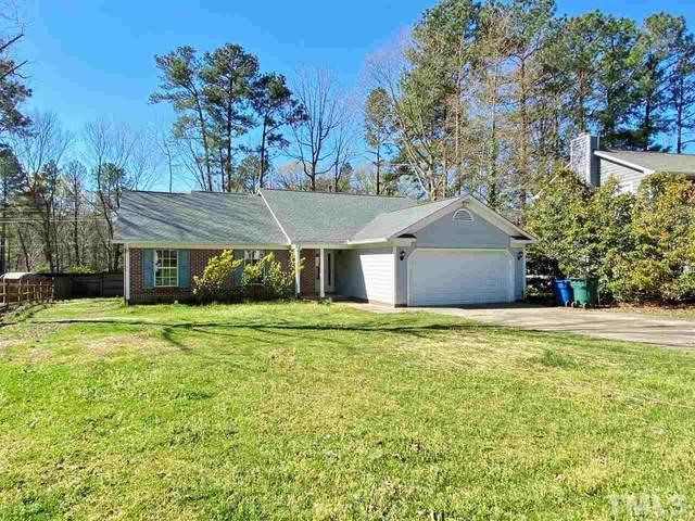 5106 Huxey Glenn Court, Durham, NC 27703 (#2373789) :: RE/MAX Real Estate Service