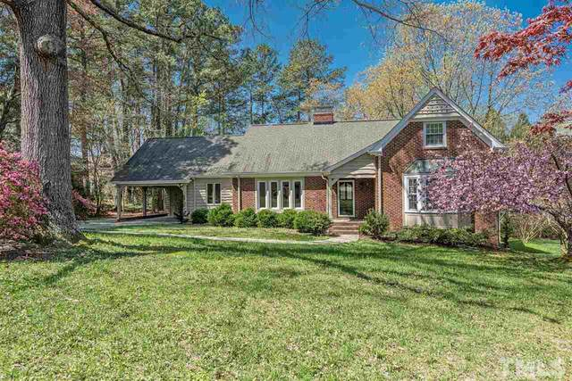 6105 Dodsworth Drive, Raleigh, NC 27612 (#2373790) :: Southern Realty Group