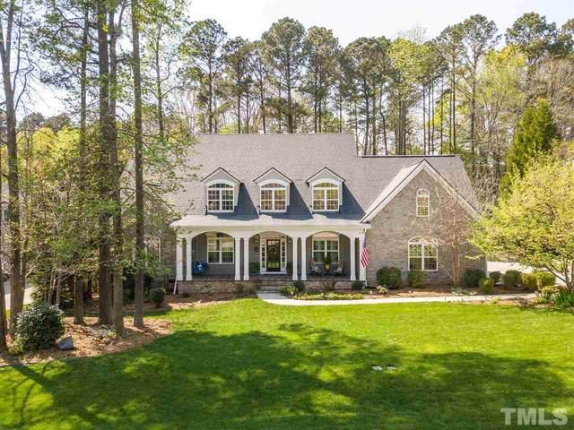3912 Grandbridge Drive, Apex, NC 27539 (#2373824) :: RE/MAX Real Estate Service