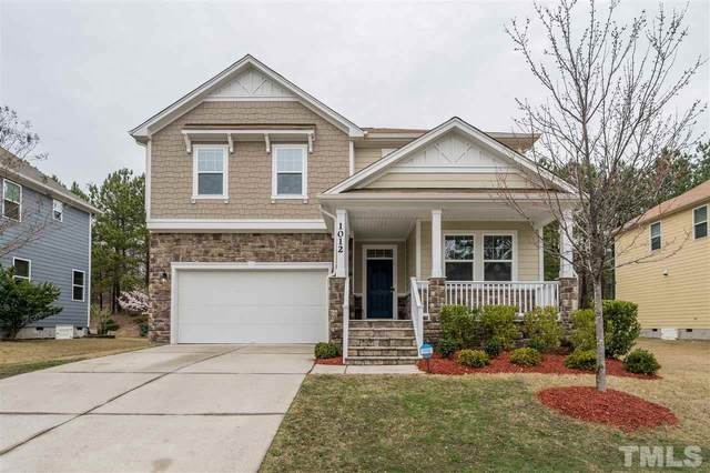 1012 Bender Ridge Drive, Morrisville, NC 27560 (#2373894) :: Sara Kate Homes