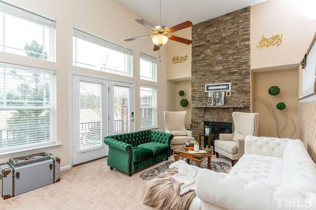 2064 Jersey City Place, Apex, NC 27523 (#2373907) :: Choice Residential Real Estate
