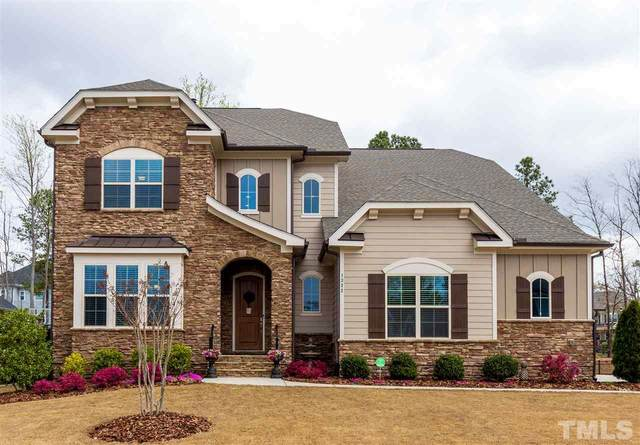 1322 Padstone Drive, Apex, NC 27502 (#2373980) :: Choice Residential Real Estate