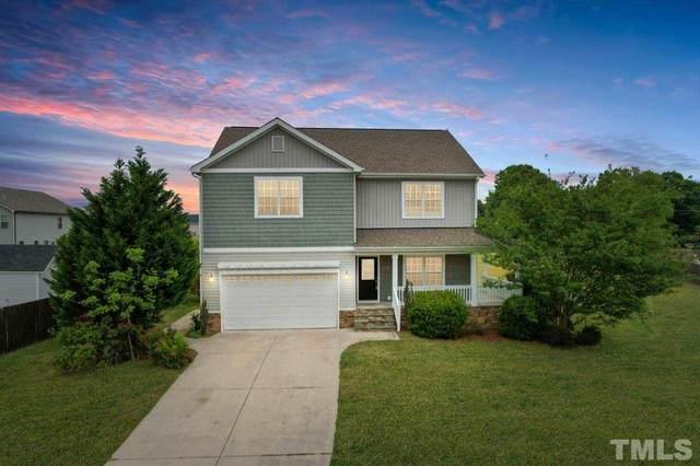 1209 Silver Farm Road, Raleigh, NC 27603 (#2374068) :: Masha Halpern Boutique Real Estate Group