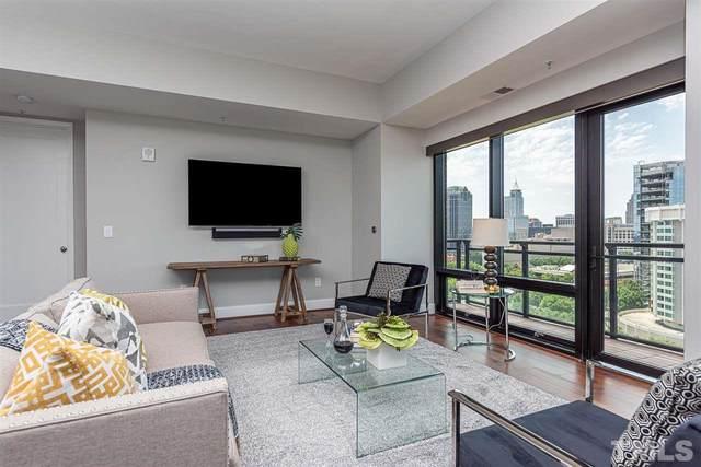 323 W Jones Street #1275, Raleigh, NC 27603 (#2374113) :: Dogwood Properties
