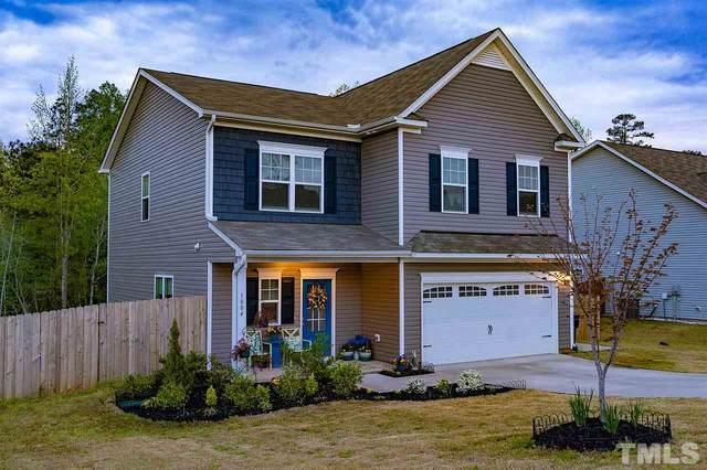 1004 Archer Lane, Sanford, NC 27330 (#2374167) :: Triangle Top Choice Realty, LLC