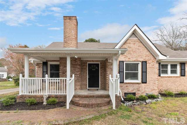 400 E Second Street, Kenly, NC 27542 (#2374191) :: Southern Realty Group