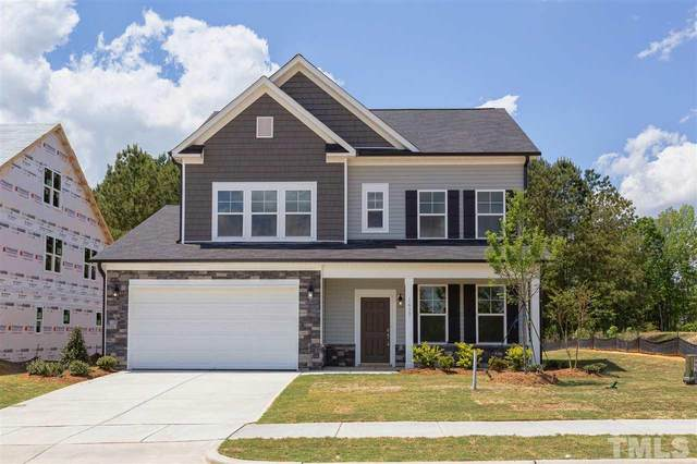 2808 Cowley Road, Cary, NC 27518 (MLS #2374197) :: EXIT Realty Preferred