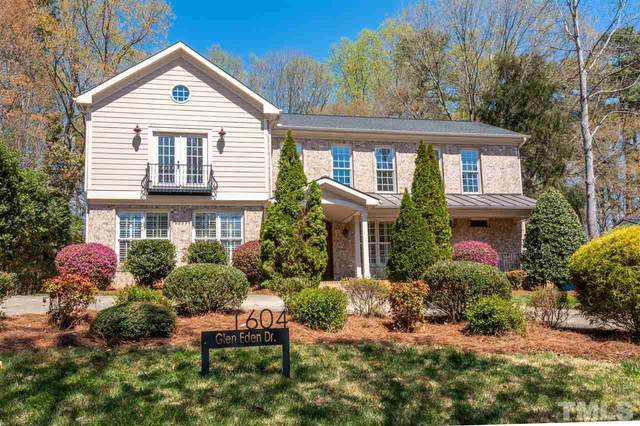 1604 Glen Eden Drive, Raleigh, NC 27612 (#2374229) :: The Perry Group