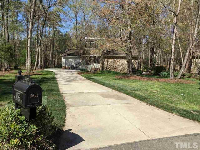 10833 W Bridgford Drive, Cary, NC 27518 (#2374302) :: Choice Residential Real Estate