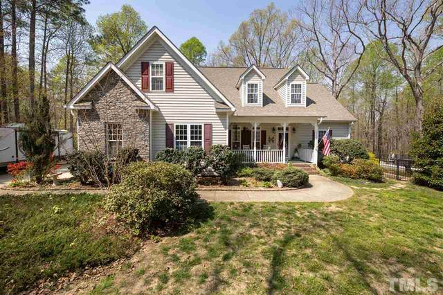 395 Timberlands Drive, Louisburg, NC 27549 (#2374440) :: RE/MAX Real Estate Service