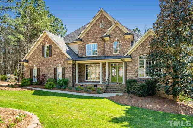 169 Barringer Drive, Garner, NC 27529 (#2374536) :: M&J Realty Group