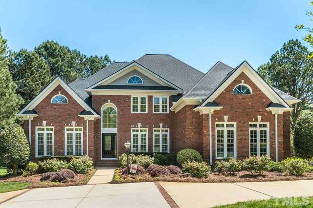 8105 Rosiere Drive, Apex, NC 27539 (#2374564) :: The Beth Hines Team
