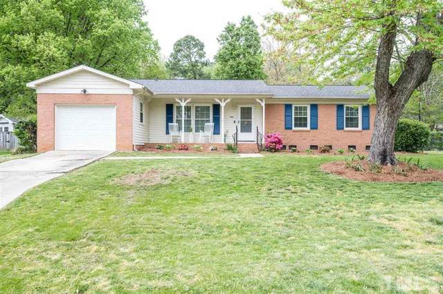 4821 Sweetbriar Drive, Raleigh, NC 27609 (#2374764) :: Southern Realty Group