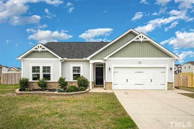 207 Korbel Drive, Princeton, NC 27569 (#2374797) :: The Jim Allen Group