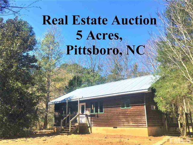 135 Ironwood, Pittsboro, NC 27312 (#2374800) :: Bright Ideas Realty