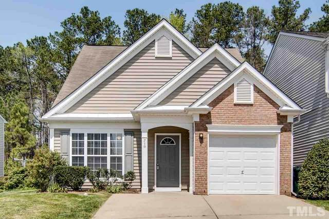 210 Berlin Way, Morrisville, NC 27560 (#2374873) :: Steve Gunter Team
