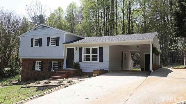 2831 Oak Ridge Court, Raleigh, NC 27603 (#2374900) :: The Rodney Carroll Team with Hometowne Realty