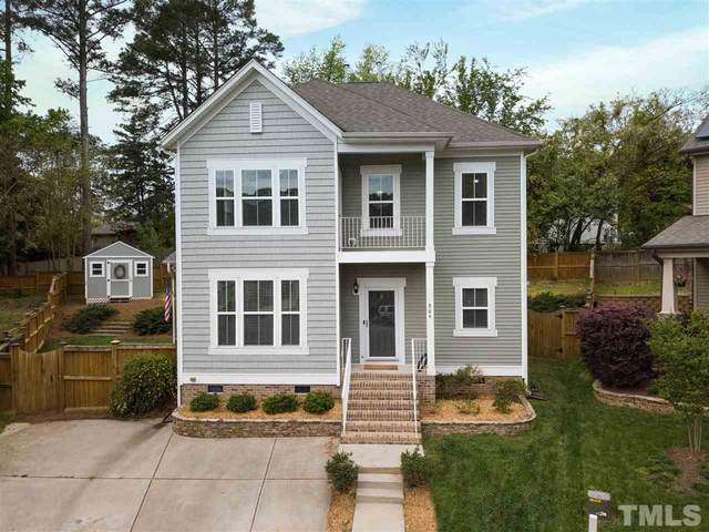 804 Pirouette Court, Raleigh, NC 27606 (#2375321) :: Triangle Top Choice Realty, LLC