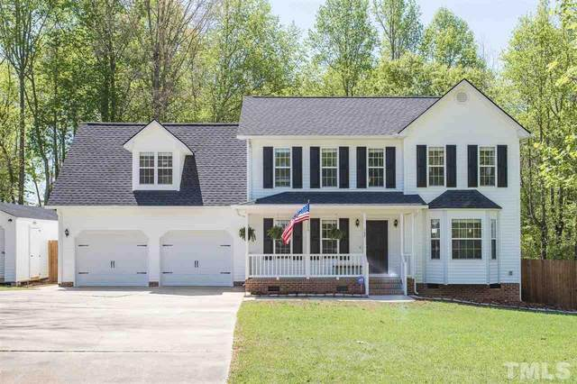 127 Valleycastle Court, Clayton, NC 27520 (#2375345) :: The Perry Group