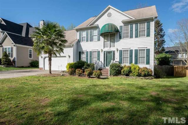8909 Deerland Grove Drive, Raleigh, NC 27615 (MLS #2375400) :: The Oceanaire Realty