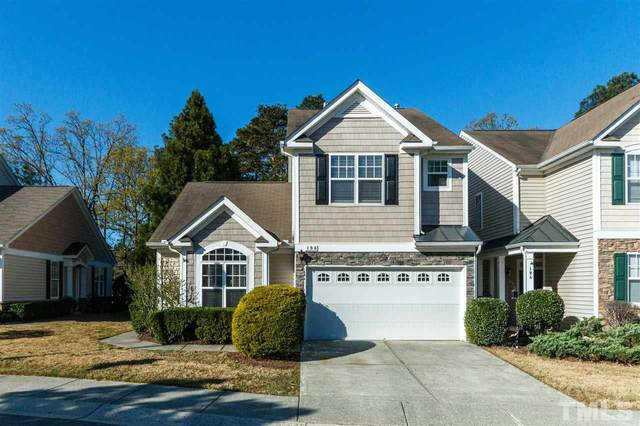 106 Bell Tower Way, Morrisville, NC 27560 (#2375436) :: Southern Realty Group