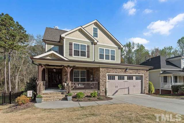 525 Lake Gaston Drive, Fuquay Varina, NC 27526 (#2375516) :: Classic Carolina Realty