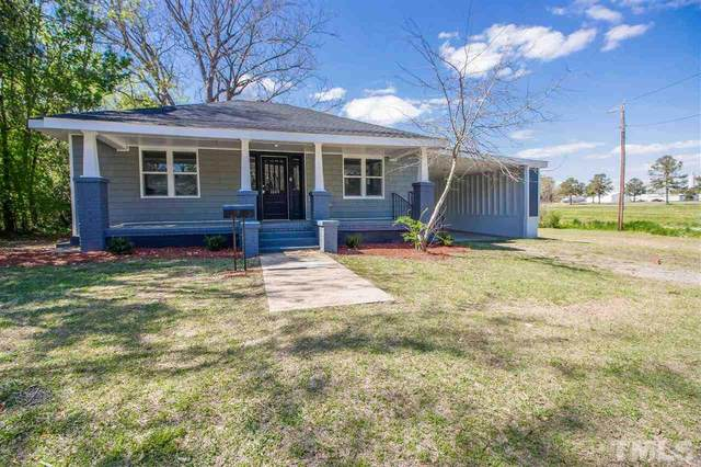 1009 N King Avenue, Dunn, NC 28334 (#2375556) :: The Rodney Carroll Team with Hometowne Realty