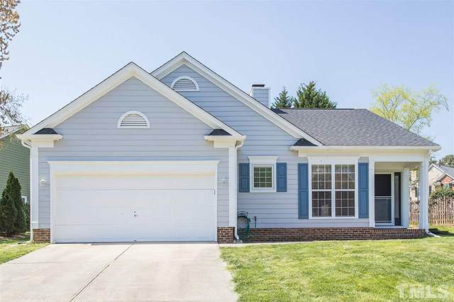 1009 Silverstone Way, Holly Springs, NC 27540 (#2375605) :: Choice Residential Real Estate