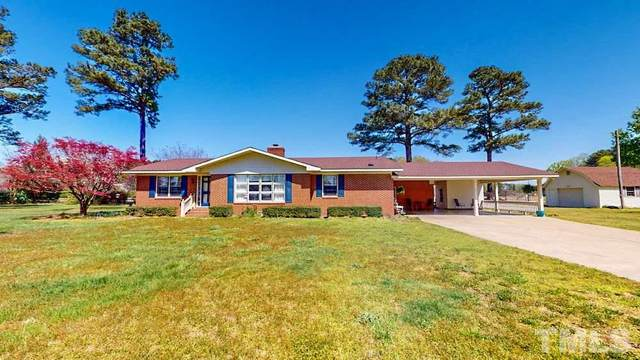 260 Holland Drive, Smithfield, NC 27577 (#2375633) :: The Rodney Carroll Team with Hometowne Realty