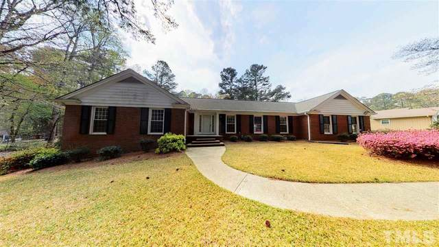 3805 Southall Road, Raleigh, NC 27604 (#2375634) :: M&J Realty Group