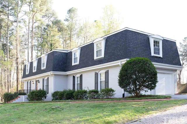 6101 Castlebrook Drive, Raleigh, NC 27604 (#2375655) :: The Rodney Carroll Team with Hometowne Realty