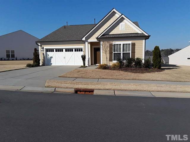 1121 Calista Drive, Wake Forest, NC 27587 (#2375662) :: Marti Hampton Team brokered by eXp Realty