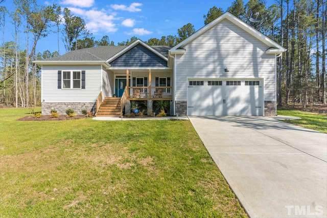 149 Ottawa Drive, Louisburg, NC 27549 (#2375690) :: Choice Residential Real Estate